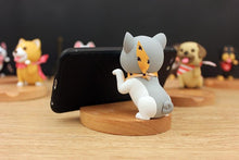 Load image into Gallery viewer, Cutest Husky Office Desk Mobile Phone HolderHome Decor