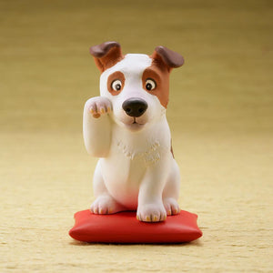 Cutest Jack Russell Terrier Desktop Ornament FigurineHome DecorJack Russell Terrier