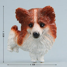 Load image into Gallery viewer, Cutest Rough Collie Fridge MagnetHome DecorCorgi - Cardigan Welsh