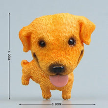 Load image into Gallery viewer, Cutest Rough Collie Fridge MagnetHome DecorLabrador without Ball