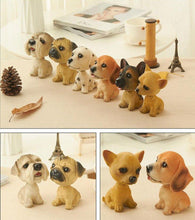 Load image into Gallery viewer, Cutest Sitting Chihuahua BobbleheadCar Accessories