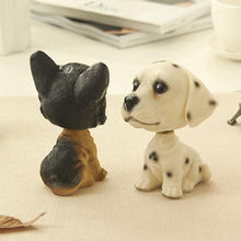 Load image into Gallery viewer, Cutest Sitting Dogs Bobbleheads for Dog LoversCar Accessories