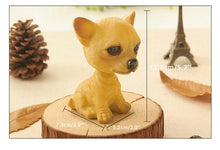 Load image into Gallery viewer, Cutest Sitting Pug BobbleheadHome Decor