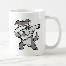 Load image into Gallery viewer, Dabbing Schnauzer Coffee MugMug