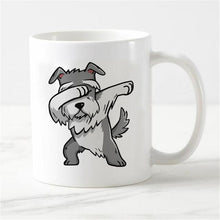 Load image into Gallery viewer, Dabbing Schnauzer Coffee MugMugDefault Title