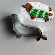 Load image into Gallery viewer, Dachshund Love Cookie CutterHome DecorDachshund
