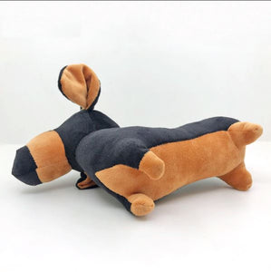 Dachshund Love Stuffed Animal Plush ToyHome Decor