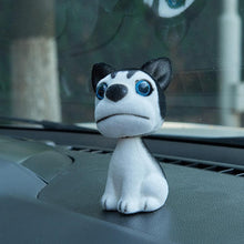 Load image into Gallery viewer, Dalmatian Love Bobblehead for CarCar AccessoriesHusky