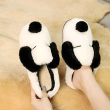 Load image into Gallery viewer, Dalmatian Love Warm Indoor SlippersSlippers