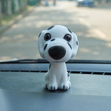 Load image into Gallery viewer, Doggo Love Bobbleheads for CarCar AccessoriesDalmatian