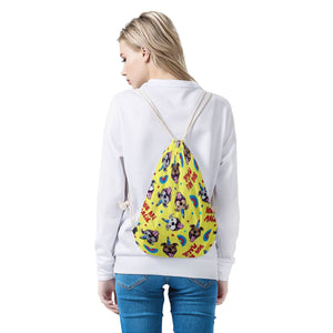 Doggo Love Drawstring BagsAccessories
