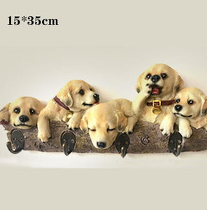 Doggo Love Multipurpose Wall HooksHome DecorLabrador - Large