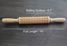 Load image into Gallery viewer, Doggo Love Wooden Rolling Pin for Baking CookiesHome Decor