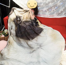 Load image into Gallery viewer, Doggo Shaped Warm Throw BlanketHome Decor
