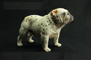 English Bulldog Large Lifelike StatueHome Decor