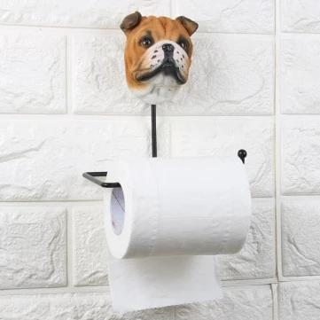 English Bulldog Love Multipurpose Bathroom AccessoryHome DecorEnglish Bulldog