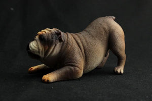 English Bulldog Small Lifelike FigurineHome Decor