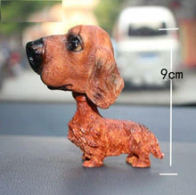 Load image into Gallery viewer, Extra Large Black Labrador BobbleheadCar AccessoriesCocker Spaniel