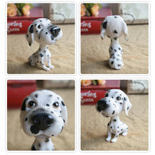 Load image into Gallery viewer, Extra Large Dalmatian BobbleheadCar Accessories