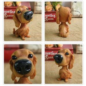 Extra Large Great Dane BobbleheadCar AccessoriesGolden Retriever / Irish Setter