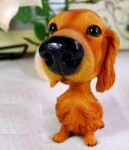 Load image into Gallery viewer, Extra Large Irish Setter BobbleheadCar Accessories