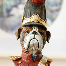 Load image into Gallery viewer, Field Marshal Bulldog Home DecorationHome Decor