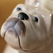 Load image into Gallery viewer, French Bulldog Love 3D Ceramic CupMug