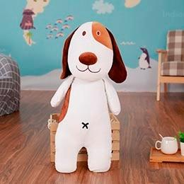Husky Love Huggable Stuffed Animal Plush Toy Pillow (Small to Giant size)Home DecorBeagleSmall