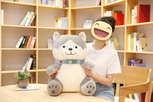 Load image into Gallery viewer, Husky Love Huggable Stuffed Animal Plush Toys (Small to Giant size)Soft Toy