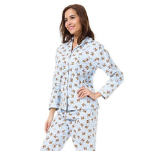 Load image into Gallery viewer, Infinite Boston Terriers Cotton PajamasPajamas