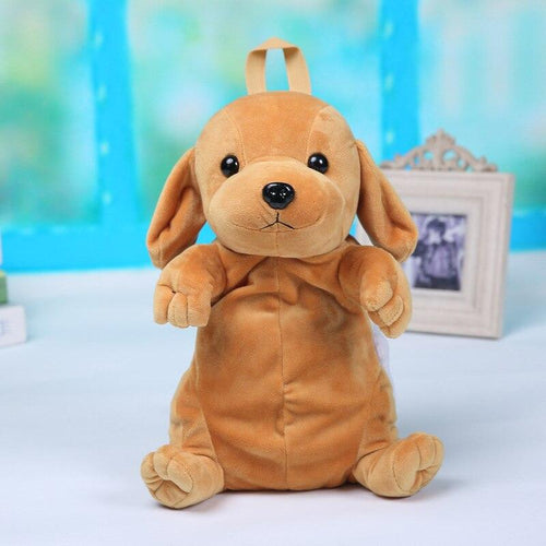 Labrador Love Plush BackpackAccessoriesLabrador