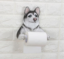 Load image into Gallery viewer, Labrador Love Toilet Roll HolderHome Decor