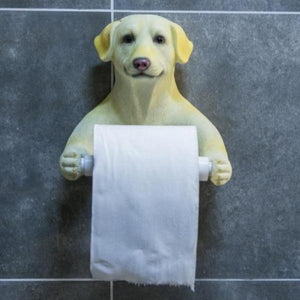 Labrador Love Toilet Roll HolderHome Decor