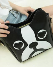 Load image into Gallery viewer, Love Boston Terriers Shoulder BagBag