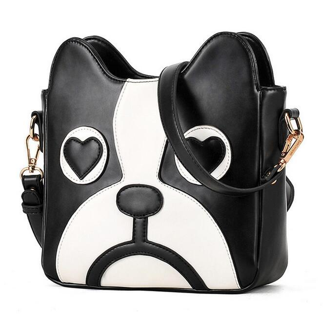 Love Boston Terriers Shoulder BagBag