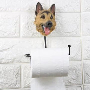 Love Pugs Multipurpose Bathroom AccessoryHome DecorAlsatian / German Shepherd