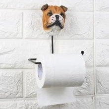 Load image into Gallery viewer, Love Pugs Multipurpose Bathroom AccessoryHome DecorEnglish Bulldog