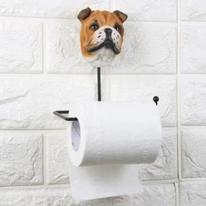 Love Pugs Multipurpose Bathroom AccessoryHome DecorEnglish Bulldog