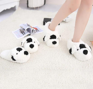 One Spot Dalmatian Love Warm Indoor SlippersFootwear