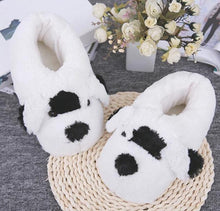 Load image into Gallery viewer, One Spot Dalmatian Love Warm Indoor SlippersFootwearShoes5.5