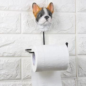 Paw-some Morning Multipurpose Bathroom AccessoryHome DecorBoston Terrier / French Bulldog