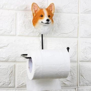 Paw-some Morning Multipurpose Bathroom AccessoryHome DecorCorgi