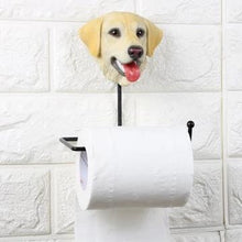 Load image into Gallery viewer, Paw-some Morning Multipurpose Bathroom AccessoryHome DecorLabrador