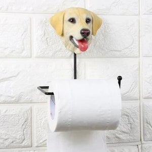 Paw-some Morning Multipurpose Bathroom AccessoryHome DecorLabrador