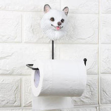 Load image into Gallery viewer, Paw-some Morning Multipurpose Bathroom AccessoryHome DecorPomeranian / Spitz