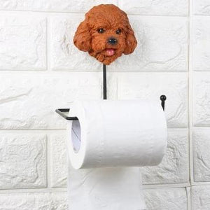 Paw-some Morning Multipurpose Bathroom AccessoryHome DecorPoodle