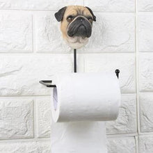 Load image into Gallery viewer, Paw-some Morning Multipurpose Bathroom AccessoryHome DecorPug