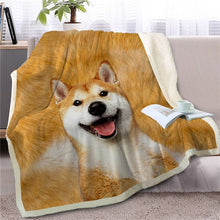 Load image into Gallery viewer, Labrador Love Soft Warm Fleece Blanket - Series 3