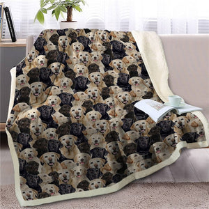 Sweetest Rat Terrier Dreams Warm Blanket - Series 3