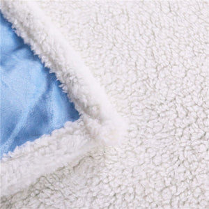 Sweetest Labradoodle Dreams Warm Blanket - Series 2